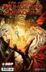 Worlds Of Dungeons & Dragons #3 Cover A Balan (2008) DDP Devil's Due Publishing comic book